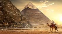 Explore Pyramids of Giza & the Egyptian Museum Tour with Dinner Cruise by Night, Cairo, Dinner ...