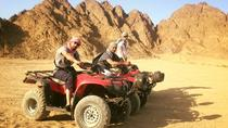 Hurghada Desert Safari - Sunset Quad Biking Trip with Camel Ride and BBQ Meal, Hurghada, Nature & ...