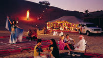Overnight Desert Safari Dubai- Experience Magical Arabian Night in Dubai Sahara, Dubai, Overnight ...