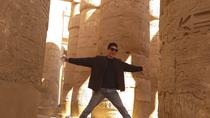private Day trip: From Hurghada to visit Luxor east and west bank with lunch included, Hurghada, ...