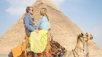 Private Half-Day Trip to Giza Pyramids with Camel-Riding & Qualified Egyptologist, Le Caire