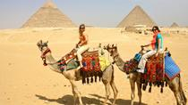 Pyramids Day Tour from Cairo: Pyramids of Cheops, Chefren and Mykerinus, Cairo, Private Sightseeing...