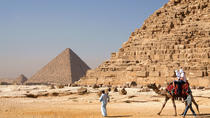 Pyramids Day Tour from Cairo: Pyramids of Cheops, Chefren and Mykerinus, Cairo, null