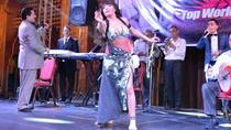 Pyramids Sound and Light Show and Dinner Cruise with Live Belly Dance and Tannoura Show, Giza, ...