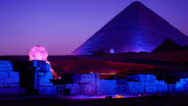Pyramids Sound and Light Show with Dinner on a River Nile Cruise, Cairo, Dinner Theater