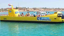 Sharm El Sheikh Semi Submarine Excursions -Aquascope Submarine Beste Seereise, Sharm el Sheikh, Submarine Tours