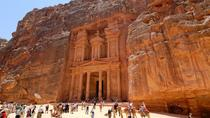 Treasures of Jordan Tour-7 Days Discover Petra & Dead Sea & Wadi Rum with Hotels, Amman, Multi-day ...