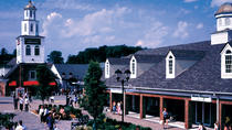 Handletur til Woodbury Common Premium Outlet på Manhattan, New York City, Shopping Tours