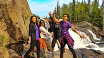 Cameron Falls Hiking Tour from Yellowknife, Yellowknife, Hiking & Camping