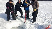 Great Slave Lake Ice Fishing Tours, Yellowknife, Fishing Charters & Tours