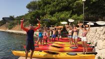 Half Day Guided Zaton Bay Kayak, Swim, and Snorkel Tour in Dubrovnik, Dubrovnik, Kayaking & Canoeing