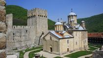 Manasija and Ravanica Monasteries Private Day Tour from Belgrade, Belgrade
