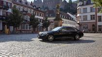 Trial run with Mercedes S-Class in Heidelberg, Heidelberg, Private Sightseeing Tours