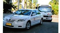 Private Arrival Transfer - Nadi Airport to Intercontinental Resort Natadola Bay, Nadi, Private ...