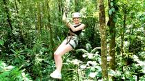 Zipline and Mud Spa Combo Tour in Fiji, Fiyi