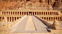 8 HOURS PRIVATE Tour : Valley of the Kings,Queen Hatshepsut,Karnak Temples,LUNCH, Luxor, Private...