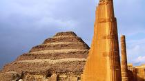 Cairo & Sakkara and Pyramids Trip from Port Sokhna, Cairo, Full-day Tours