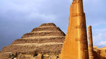 Day Tour to Giza Pyramids & Sakkara from Port Said port, Port Said, Cultural Tours