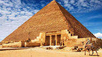Day Tour to Pyramids and Lunch Cruise from Port Sokhna, Cairo, Lunch Cruises