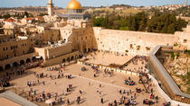 Jerusalem Bethlehem and Dead Sea Day Tour from Dahab, Dahab, Cultural Tours