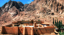 Mt Sinai Sunrise and St Catherine Monastery Tour from Taba, Eilat, null