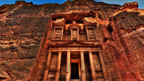Petra and Wadi Rum Tours from Aqaba Port, Aqaba, Ports of Call Tours