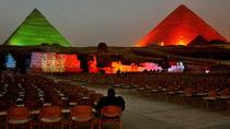Private Tour to SOUND AND LIGHT SHOW AT THE PYRAMIDS, Cairo, Light & Sound Shows