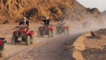 Quad bike tour, Charm el-Cheikh