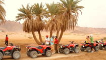Quad Mountainbiken in Dahab, Dahab, 4WD, ATV & Off-Road Tours