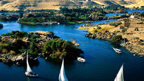 Sailing by Felucca in Aswan, Aswan, Day Cruises