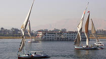 Short Felucca Boat in Luxor, Luxor, Day Cruises