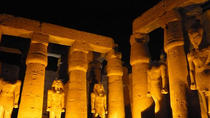 Show de Som e Luz no Templo de Karnak, Luxor, Light & Sound Shows