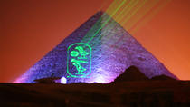 Sound and Light Show at the Pyramids, Cairo, Light & Sound Shows