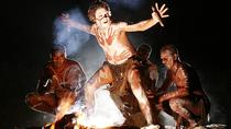Brett's Night Tour naar 'NIGHT FIRE' in Tjapukai Aboriginal Cultural Park van Port Douglas, Port ...