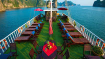 3-Day Halong-Lan Ha Bay and Cat Ba Island Tour, Hanoi, Multi-day Cruises