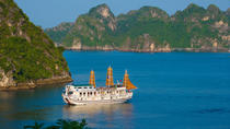 Overnight 4-Star Halong Bay Cruise, Ha Long Baai