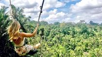 Ubud White Water Rafting, Rice Terrace and Jungle Swing, Ubud, White Water Rafting