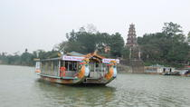 Hue: Thien Mu Pagoda by Dragon Boat, Hue, Day Cruises