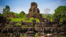 My Son Sanctuary from Hoi An with Thu Bon River Cruise, Hoi An, Day Trips