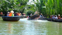 Buffalo riding and Basket Boat Half Day Tour, Hoi An, 4WD, ATV & Off-Road Tours