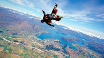 12000ft Tandem Skydive in Wanaka, Wanaka