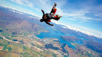 3-Hour Tour From Wanaka: Tandem Skydive From 12,000 Feet, Wanaka, Adrenaline & Extreme