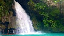 Kawasan Falls Canyoneering with Simala Shrine, Cebu, Climbing