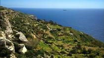 Malta's Scenic Tour bij Palazzo Parisio, Clapham Junction, Dingli Cliffs en Buskett Gardens, ...