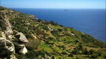 Malta's Scenic Tour Visiting Palazzo Parisio, Clapham Junction, Dingli Cliffs and Buskett Gardens, ...