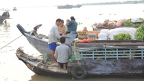 Cai Be Floating Market Day Trip from Ho Chi Minh City, Ho Chi Minh-byen