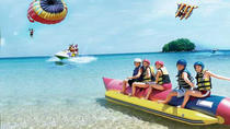 Half-Day Bali Water Sport Adventure with Sea Walk, Fly Board and Parasailing