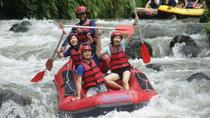 White Water Rafting, Spa Treatment and Beach Dinner from Bali, Bali, Day Trips