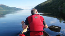Canoeing on Loch Ness Taster Trip from Fort Augustus, Det skotske højland