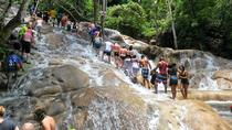 Blue Hole, Secret Falls and Dunn's River Falls Combo Tour, Montego Bay, Day Trips